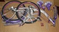 Велосипед тандем для взрослого и ребенка
