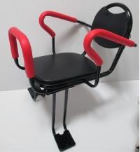 Велосипедное кресло на багажник