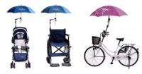 Держатель для зонта на коляску
