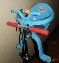 Велокресло универсальное от 6мес. до 3-х лет