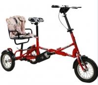 Велосипед 3х колесный для взрослого складной