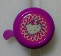 """Звонок детский 3D-рисунком """"Kitty"""""""