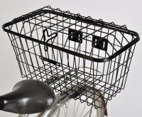 Корзина на багажник велосипеда