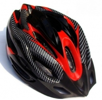 Шлем велосипедный регулируемый по голове взрослый (57-64см)