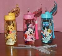 Поильник с трубочкой Disney